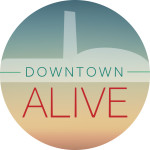 Downtown Alive Branding_badge