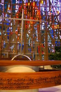 Sanctuary Altar