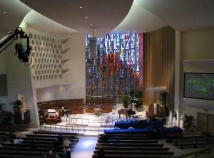 First Church Sanctuary