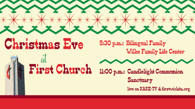 Christmas Eve at First Church