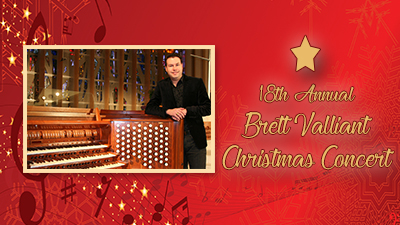 18th Annual Brett Valliant Christmas Concert