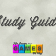 Weekly Study Guides