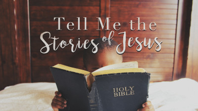 """Tell Me the Stories of Jesus: Parables that Challenge, Convict, Comfort"""