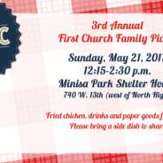 All Church Family Picnic