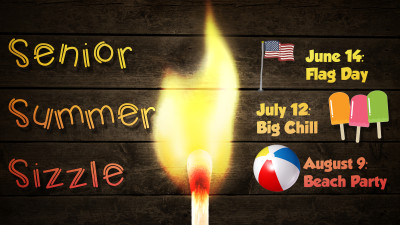 Senior Summer Sizzle