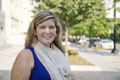 Welcome New Associate, Rebecca Goltry Mohr
