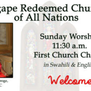 Agape Redeemed Church of All Nations
