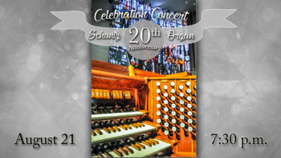 20th Anniversary Celebration Concert