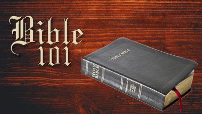 Bible 101