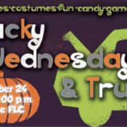 Wacky Wednesday & Trunks