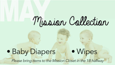 May Mission Collection