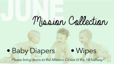 June Mission Collection
