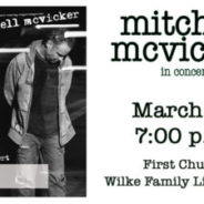 Mitchell McVicker in Concert